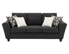 Flair Furniture Fabric Sofa in Paradigm Smoke 1010
