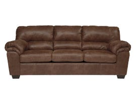 Signature Design by Ashley Bladen Collection Fabric Sofa in Coffee 1200038