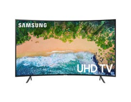 """Samsung 55"""" Curved Smart LED 4K Ultra HD TV with HDR UN55NU7300 (2018 Model)"""