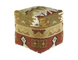 Signature Design by Ashley Abner Series multi-colour Pouf A1000206