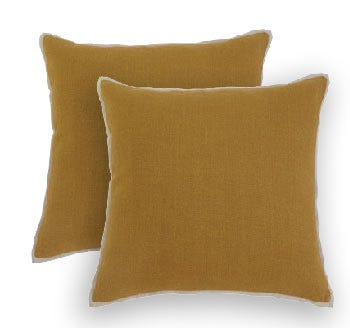 Signature Design by Ashley Solid Pillow Cover A1000343