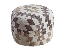Signature Design by Ashley Abraham Series Multi-Colour Pouf A1000383