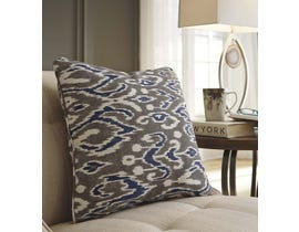 Signature Design by Ashley Pillow (Set of 4) in Blue/Brown A1000489