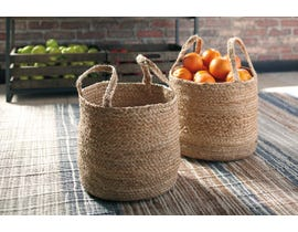 Signature Design by Ashley BRAYTON Series Baskets A2000094 (Set of 2)