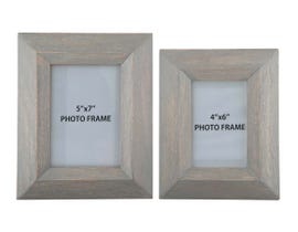 Signature Design by Ashley Cadewyn Series Photo Frame Set in Gray A2000159