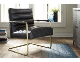 Signature Design by Ashley Hackley Collection Accent Chair in Black A3000024