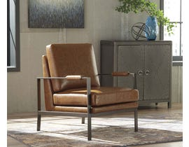 Signature Design by Ashley Peacemaker Collection Accent Chair in Brown A3000029