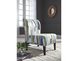 Signature Design by Ashley Triptis Collection Accent Chair in Multi A3000066