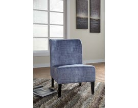 Signature Design by Ashley Triptis Collection Accent Chair in Denim A3000069