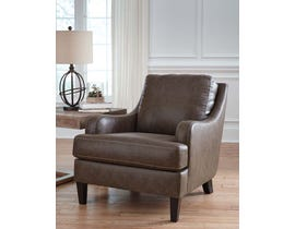 Signature Design by Ashley Tirolo Collection Accent Chair in Walnut A3000125