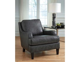 Signature Design by Ashley Tirolo Collection Accent Chair in Dark Gray A3000126
