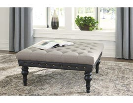Signature Design by Ashley Moondusk Collection Oversized Accent Ottoman A3000162