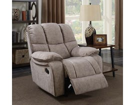 Prime Kendrick Fabric Recliner light Brown A529-002