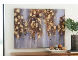 Signature Design by Ashley Donier Series Wall Art A8000070
