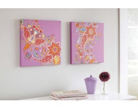 Signature Design by Ashley Domenica Series Wall Art Set (2/CN) A8000100