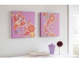 Signature Design by Ashley Domenica Series Wall Art Set (2/CN) A8000100