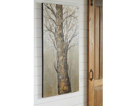 Signature Design by Ashley Elias Series Tree Design Wall Art A8000110
