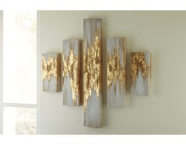 Signature Design by Ashley Devlan Series Abstract Design Wall Art Set (5/CN) A8000149