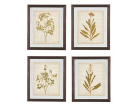 Signature Design by Ashley Dyani Series Wall Art Set (4/CN) A8000198