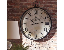 Signature Design by Ashley Augustina Series Wall Clock A8010110