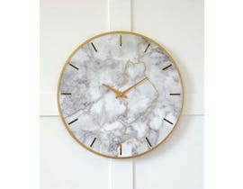 Signature Design by Ashley Jazmin Series Wall Clock A8010130