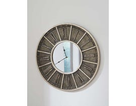 Signature Design by Ashley Peer Series Wall Clock A8010140