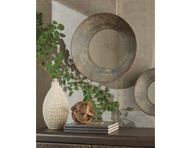 Signature Design by Ashley Carine Series Mirror A8010146