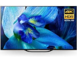"Sony 55"" HDR 4K Ultra HD Smart OLED TV XBR55A9G"