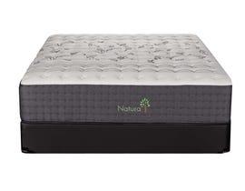 Bassett Natura Collection Killarney Series Foam Core Firm Mattress-Twin/Single