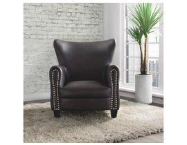 High Society Adams Series Chair in Espresso