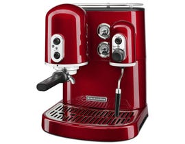 KitchenAid Pro Line Series Espresso Maker in Candy Apple Red KES2102CA