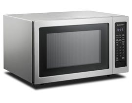 KitchenAid 21 3/4-inch 1.5 cu.ft. Countertop  Convection Microwave Oven in stainless steel KMCC5015GSS