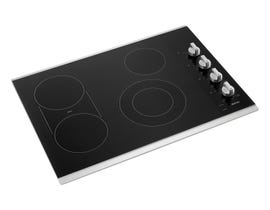 Maytag 30 inch Electric Cooktop with Reversible Grill and Griddle MEC8830HS