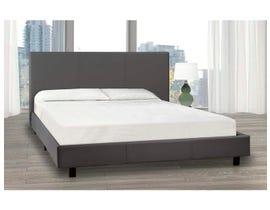 Platform Bed in Grey AF3032
