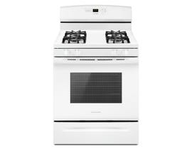 Amana® 30-inch Gas Range with Self-Clean Option AGR6603SFW