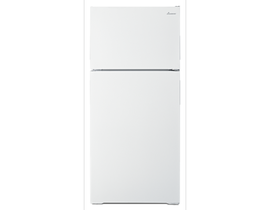 Amana 14 cu. ft. Top-Freezer Refrigerator with Flexible Storage Options in White ART104TFDW