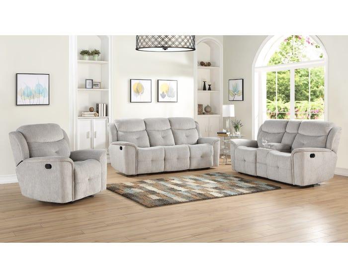 Sofa Set New Classic U1420 Grey, New Classic Furniture Reviews