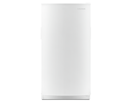 Amana 30 inch 16 cu. ft. Upright Freezer with Revolutionary Insulation in White AZF33X16DW