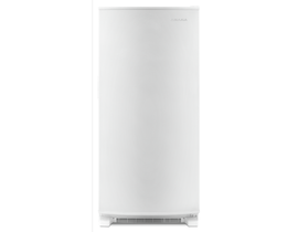 Amana 30 inch 18 cu. ft. Upright Freezer with Free-O-Frost System in White AZF33X18DW