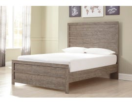 Signature Design by Ashley Culverbach series youth Full Size Bed gray finish B070
