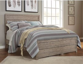 Signature Design by Ashley Culverbach Queen Panel Bed in Gray B070