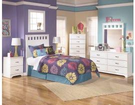 Signature Design by Ashley Bedroom Lulu 6-piece bedroom set B102