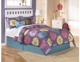Signature Design By Ashley Lulu Full Bed in White B102