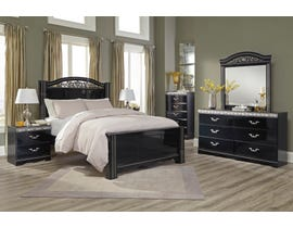 Signature Design by Ashley Bedroom Constellations 6-piece Queen Bedroom Set B104