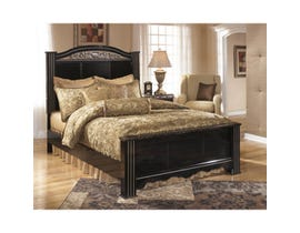 Signature Design by Ashley King Poster Bed in Black B104B16