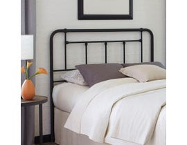 Sinca Baldwin Headboard in Textured Black B1248