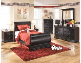 Signature Design by Ashley Bedroom Huey Vineyard 7-piece bedrooom set B128