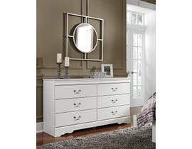 Signature Design Bedroom Anarasia dresser B129