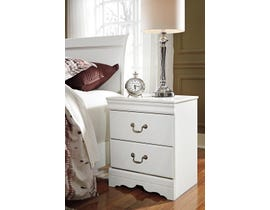 Signature Design by Ashley Bedroom Anarasia night stand B129