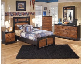 Signature Design by Ashley Bedroom Aimwell 7-piece twin size bedroom set B136